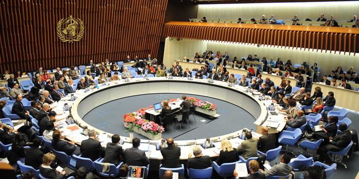Inicia este lunes en Ginebra, Suiza, la 68ª Asamblea Mundial de la Salud, en la que participa la doctora Mercedes Juan, Secretaría de Salud de México.