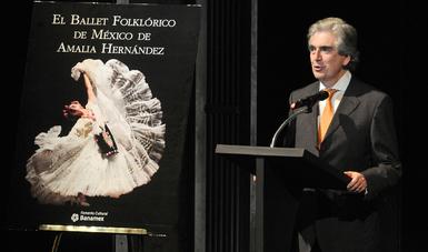 Se ha convertido en uno de los emblemas de la mexicanidad en el mundo: Rafael Tovar y de Teresa