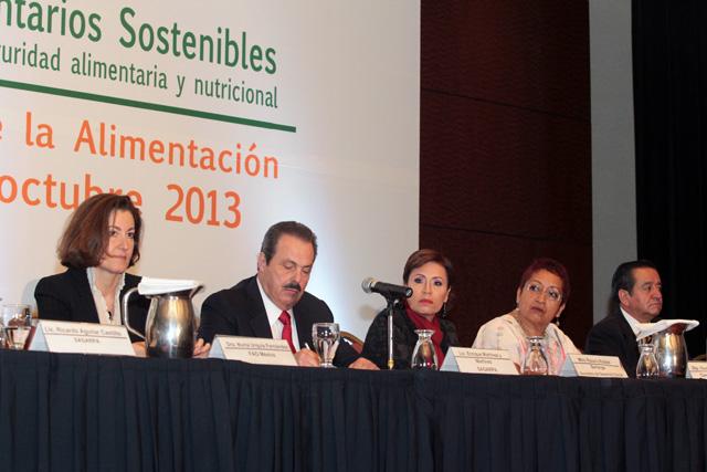A ocho meses la Cruzada Nacional Contra el Hambre ya muestra resultados tangibles: Rosario Robles Berlanga