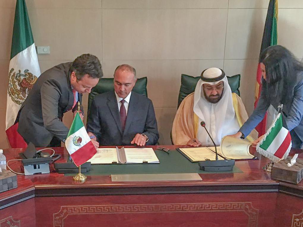 Los gobiernos de ambos países se comprometieron a impulsar acciones de colaboración en los sectores agropecuario y pesquero.