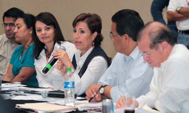 El Comité Estatal  se encargará de supervisar la estrategia y los tiempos para la reparación o reposición de vivienda por el paso de la tormenta tropical Manuel.