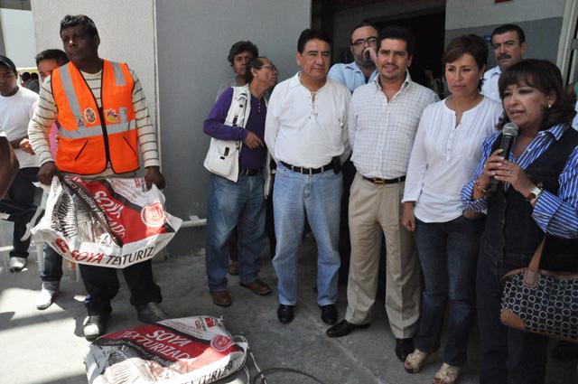 Hay que reconocer la solidaridad del pueblo de México: Rosario Robles Berlanga