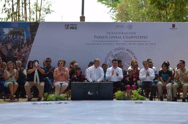 Conferencia del Secretario de Gobernacion, Cuernavaca, Mor