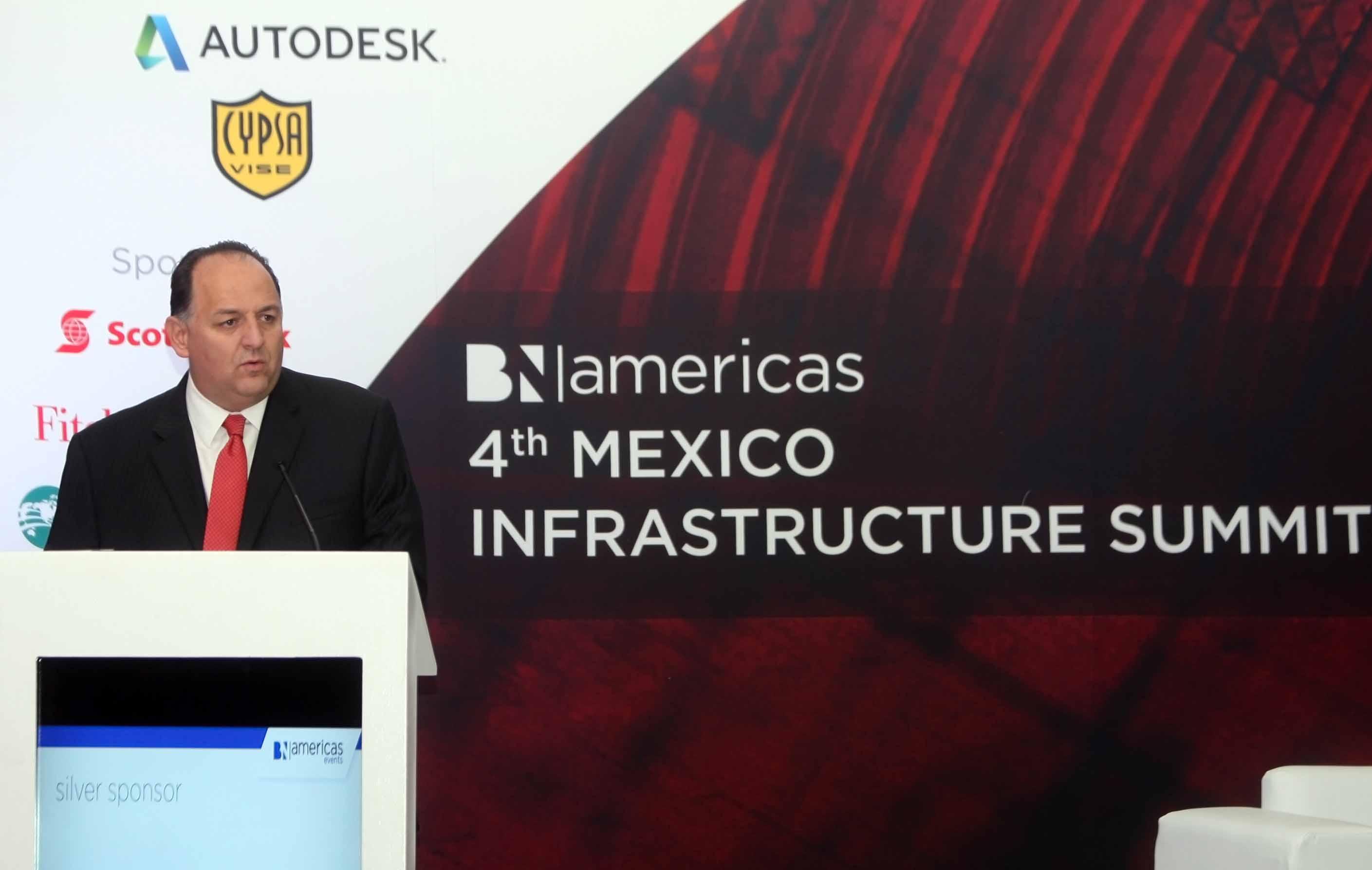 Este será un gran año para la infraestructura en México: Raúl Murrieta Cummings