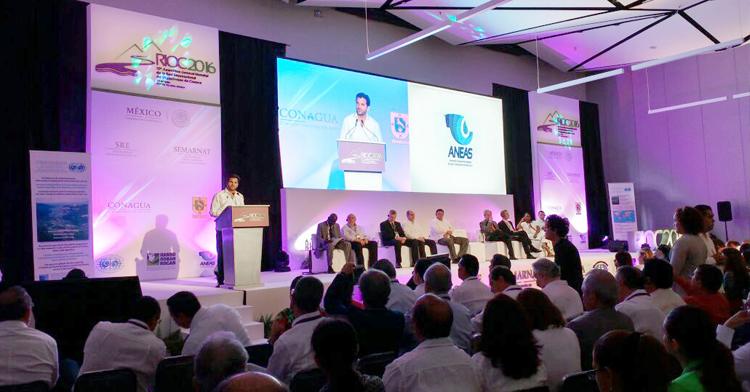 Se realiza la Décimo Asamblea General Mundial de la Red Internacional de Organismos de Cuenca (RIOC) en Mérida, Yucatán.