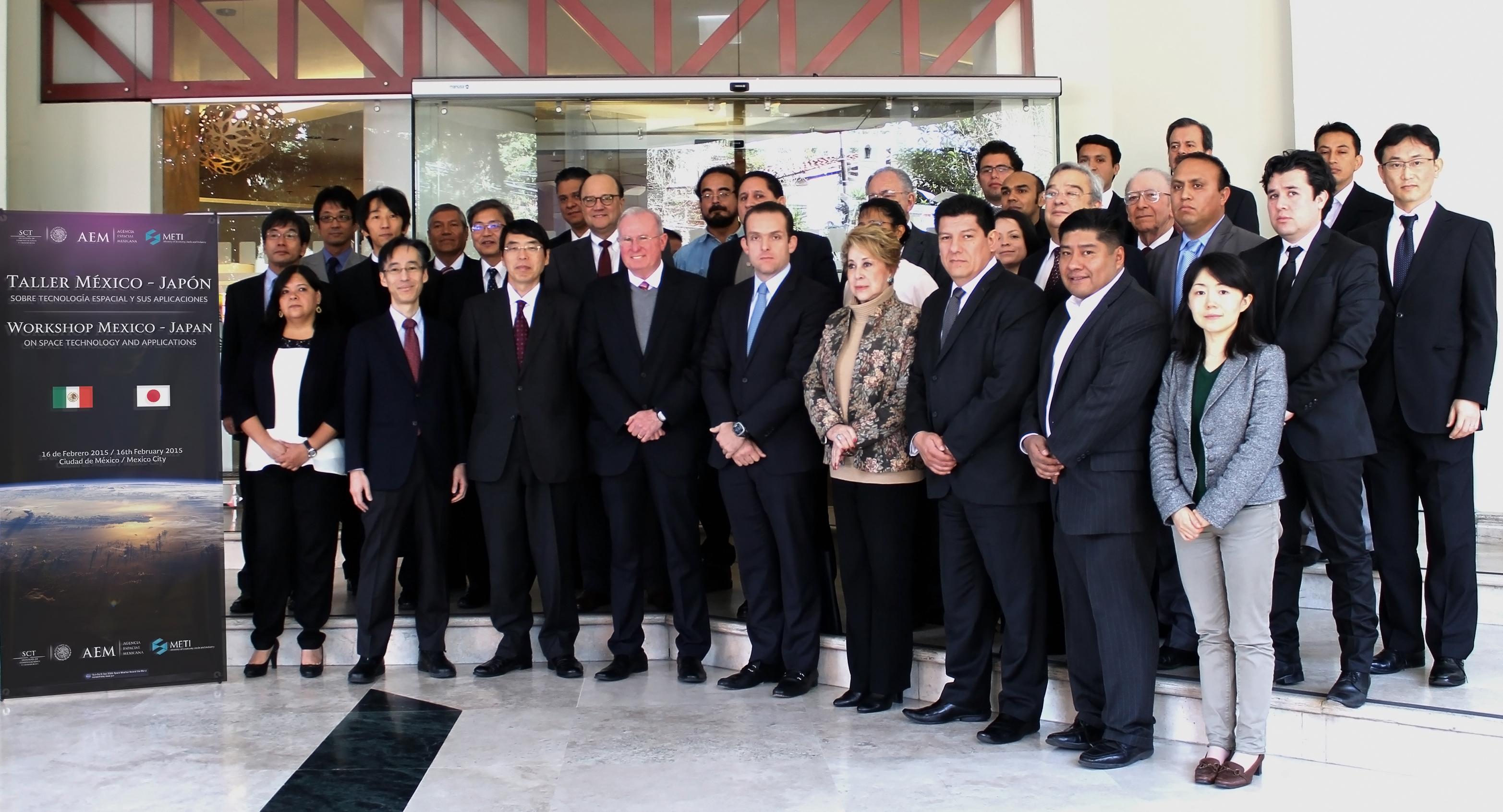 Fortalecen cooperación bilateral México y Japón en materia espacial