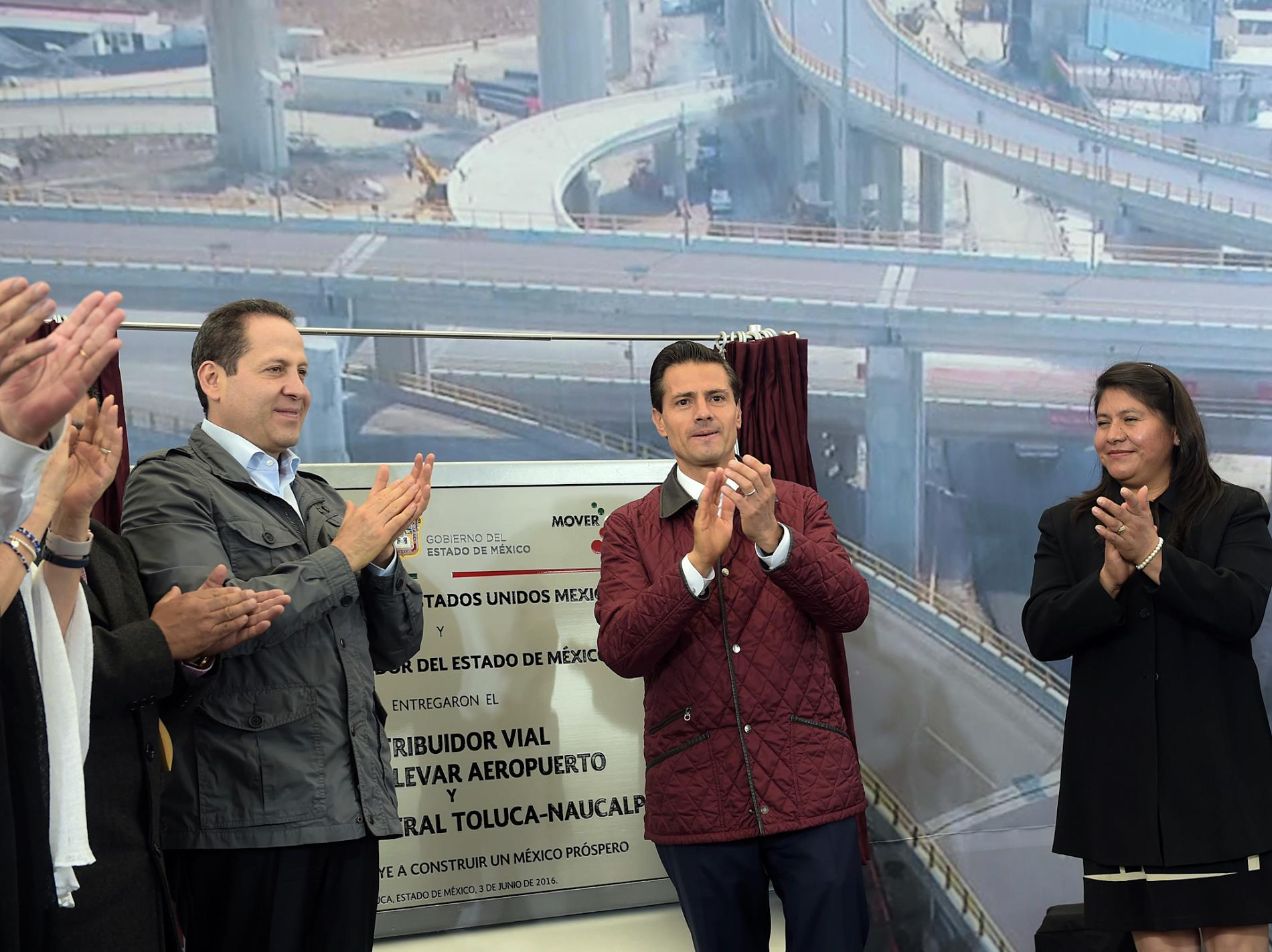 The goal set for this administration is to build 52 new highways, with a length of over 3,000 kilometers, he said.