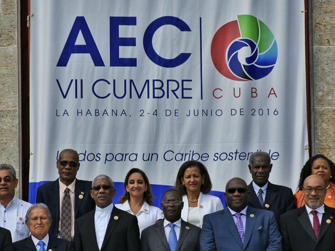 Participa la Canciller Claudia Ruiz Massieu en VII Cumbre AEC
