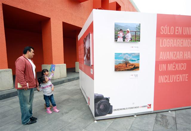 Expofoto en el Centro Nacional de las Artes