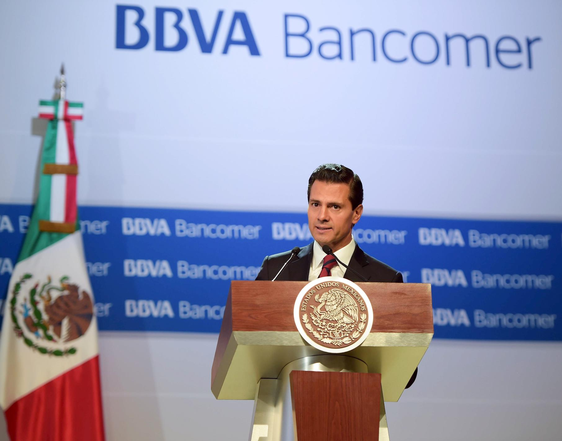 The government will work with the authorities who were elected, with full institutional coordination and without distinction: EPN
