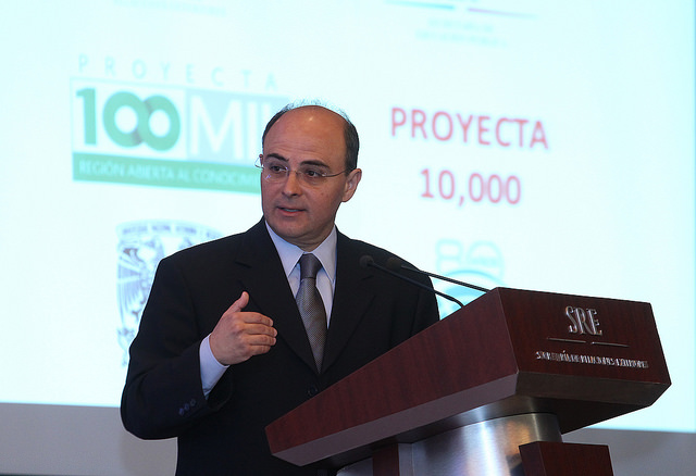 Subsecretario para América del Norte, Sergio Alcocer