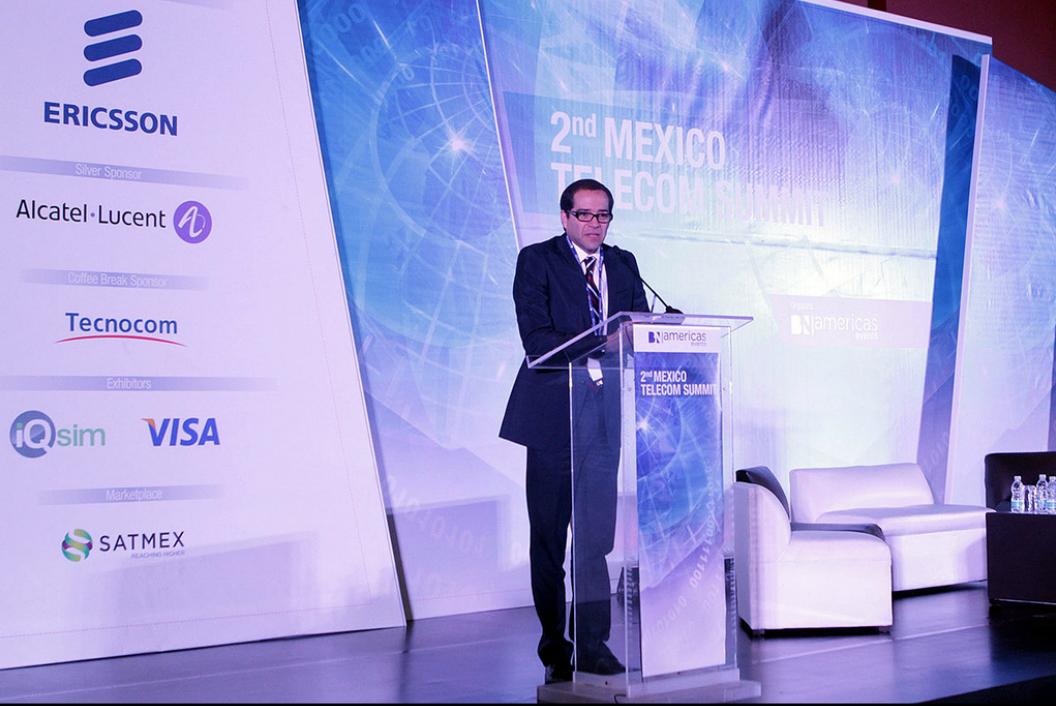 El Subsecretario de Comunicaciones, José Ignacio Peralta Sánchez, aseguró que el 35 por ciento de los mexicanos no tiene acceso a Internet