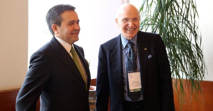 Asistencia del Secretario Ildefonso Guajardo Villarreal al Latin American Cities Conferences
