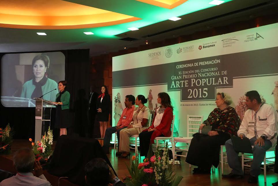 Convoca la Secretaria de Desarrollo Social a preservar la riqueza artesanal de México