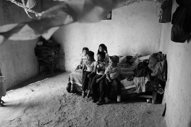 """""""Una para todos"""" foto ganadora del concurso de fotografía """"México sin Hambre"""""""