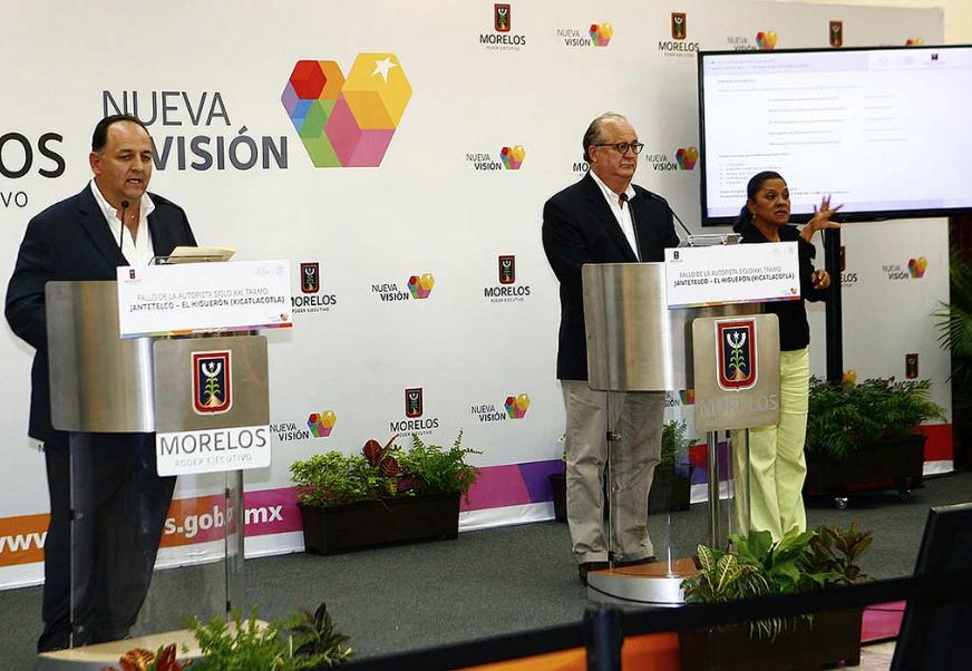 El subsecretario de Infraestructura, Raúl Murrieta Cummings, afirmó que la inversión asciende a  2,756  millones de pesos