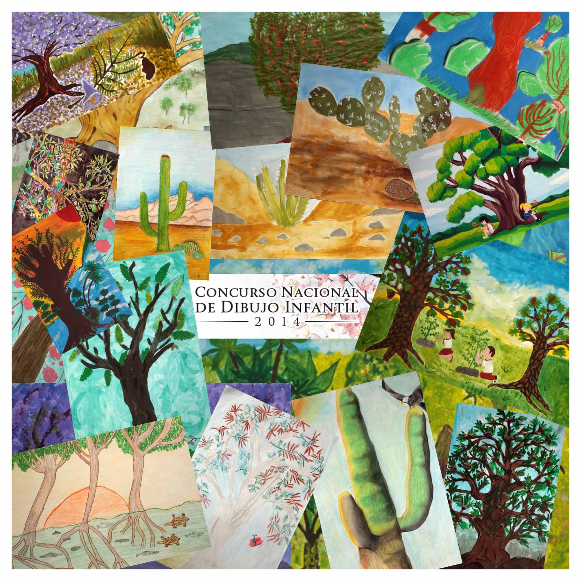 Más de 17 mil dibujos en el Concurso Nacional de Dibujo Infantil ...