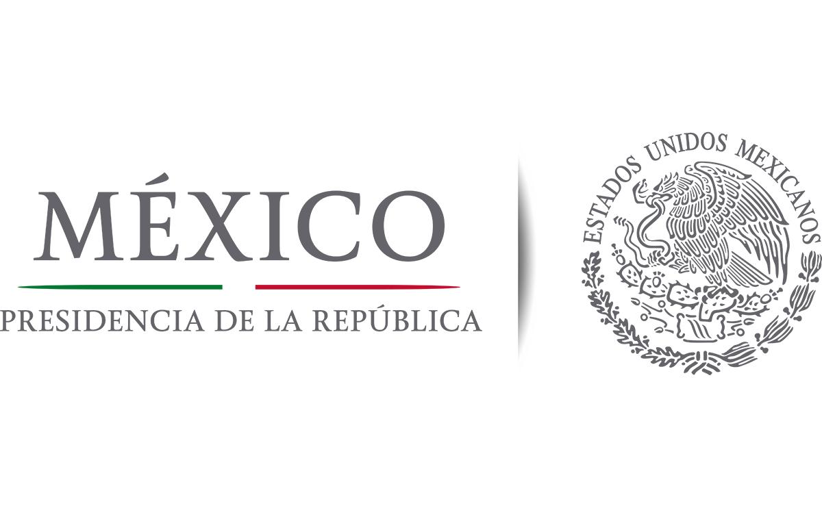 Escudo Oficial Presidencia de la República.
