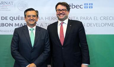 México analiza diferentes mecanismos de tarificación del carbono.