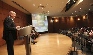 Finalizó el Primer Seminario de Comunicación Ambiental, SEMARNAT.