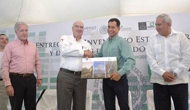Entrega de Inventario Forestal de Colima