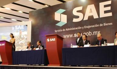 Subasta Presencial de Bienes Muebles en el marco del Foro sobre Administración de Bienes Asegurados organizado por la OEA