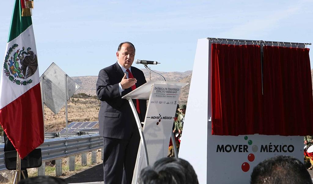 SCT alcanzará sus metas en proyectos carreteros: Raúl Murrieta Cummings