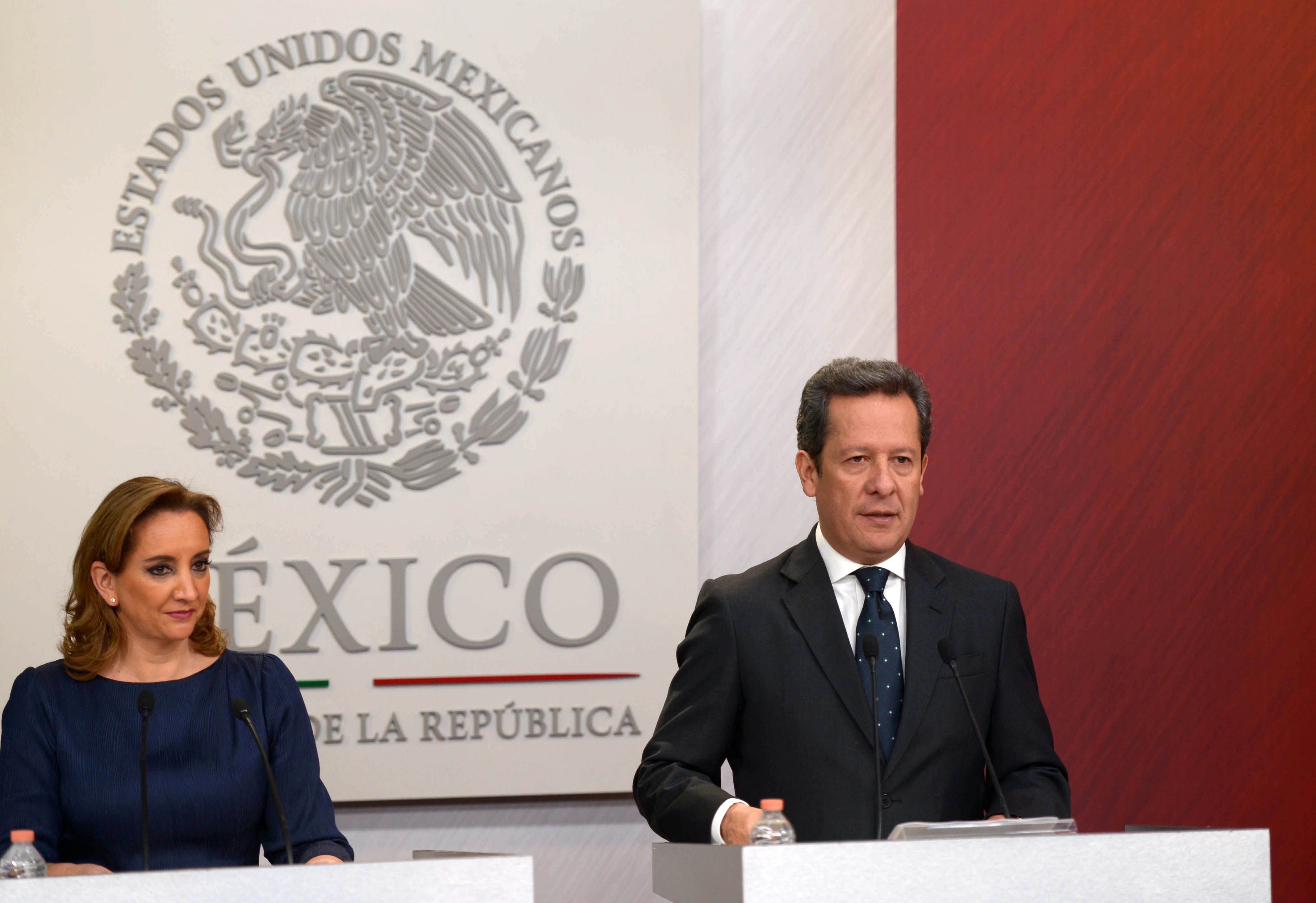 This translates into more development opportunities for Mexicans, he said.