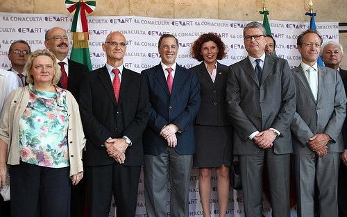 Inaugura el canciller Meade la Semana de la Amistad México-Unión Europea