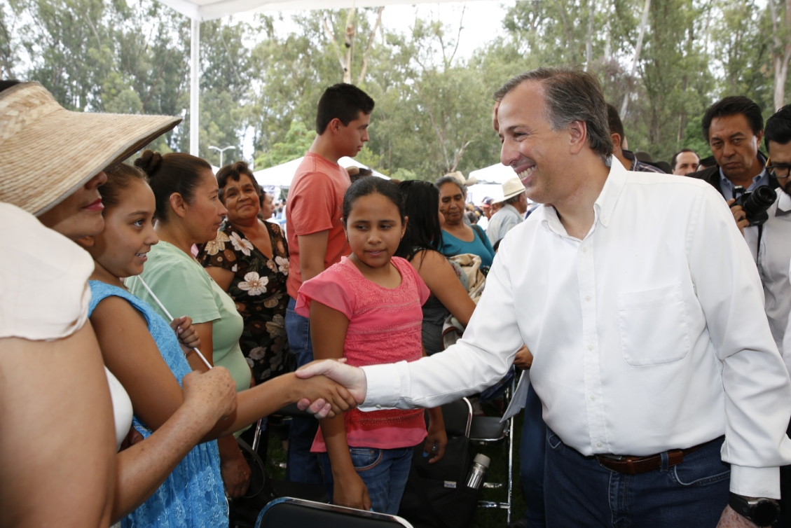 Diconsa aumentará compra directa a pequeños productores: Meade Kuribreña