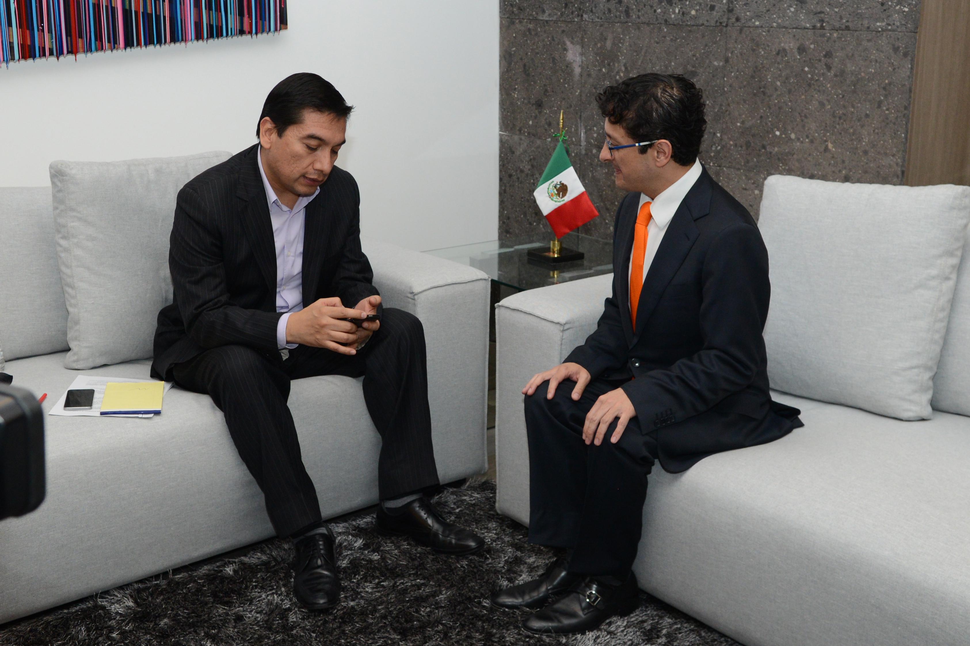 """""""No hubo presión de IP en veto a la 3de3"""": Virgilio Andrade"""