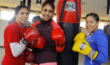 Boxeo femenil mexicano abre con buen paso el ciclo olímpico con los compromisos internacionales de 2014