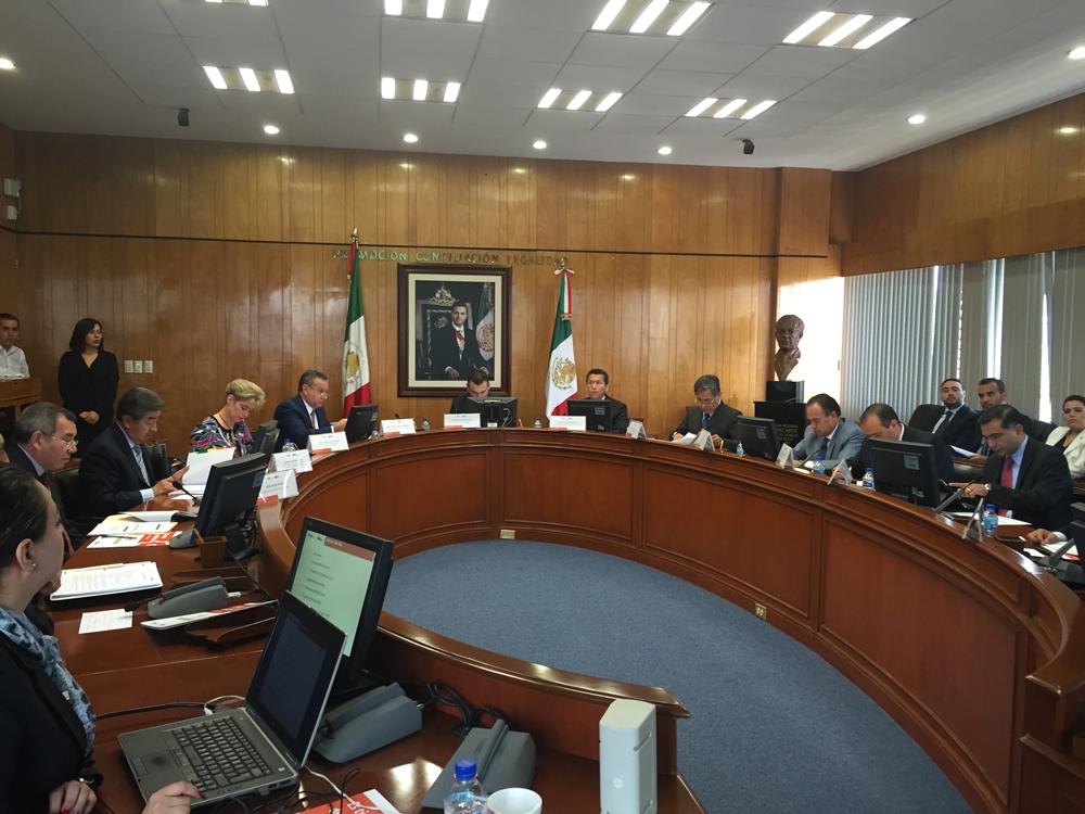Se llevó a cabo la 17ª Sesión Plenaria de la Comisión Intersecretarial para la Participación de Utilidades a los Trabajadores.
