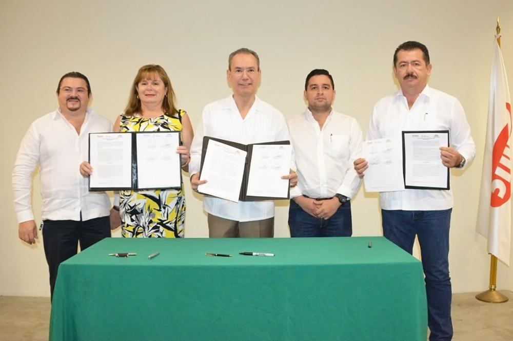 SEP e Inifed atienden el compromiso de impulsar la reactivación económica en el sureste del país