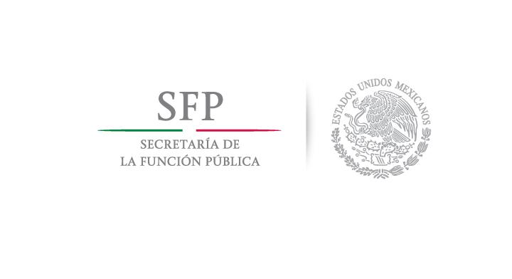 Operativos Conjuntos entre la SFP y los Órganos Internos de Control de la Administración Pública Federal sancionarán a siete servidores públicos