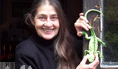 Adela Fernández es autora de los guiones y directora de los filmes Claroscuro y Cotidiano surrealismo