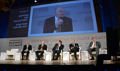 Cumbre de Negocios y Clima, París