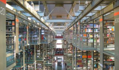 Coordinada por la Dirección General de Bibliotecas del Conaculta cuenta con 7 mil 363 bibliotecas públicas en 2 mil 281 municipios
