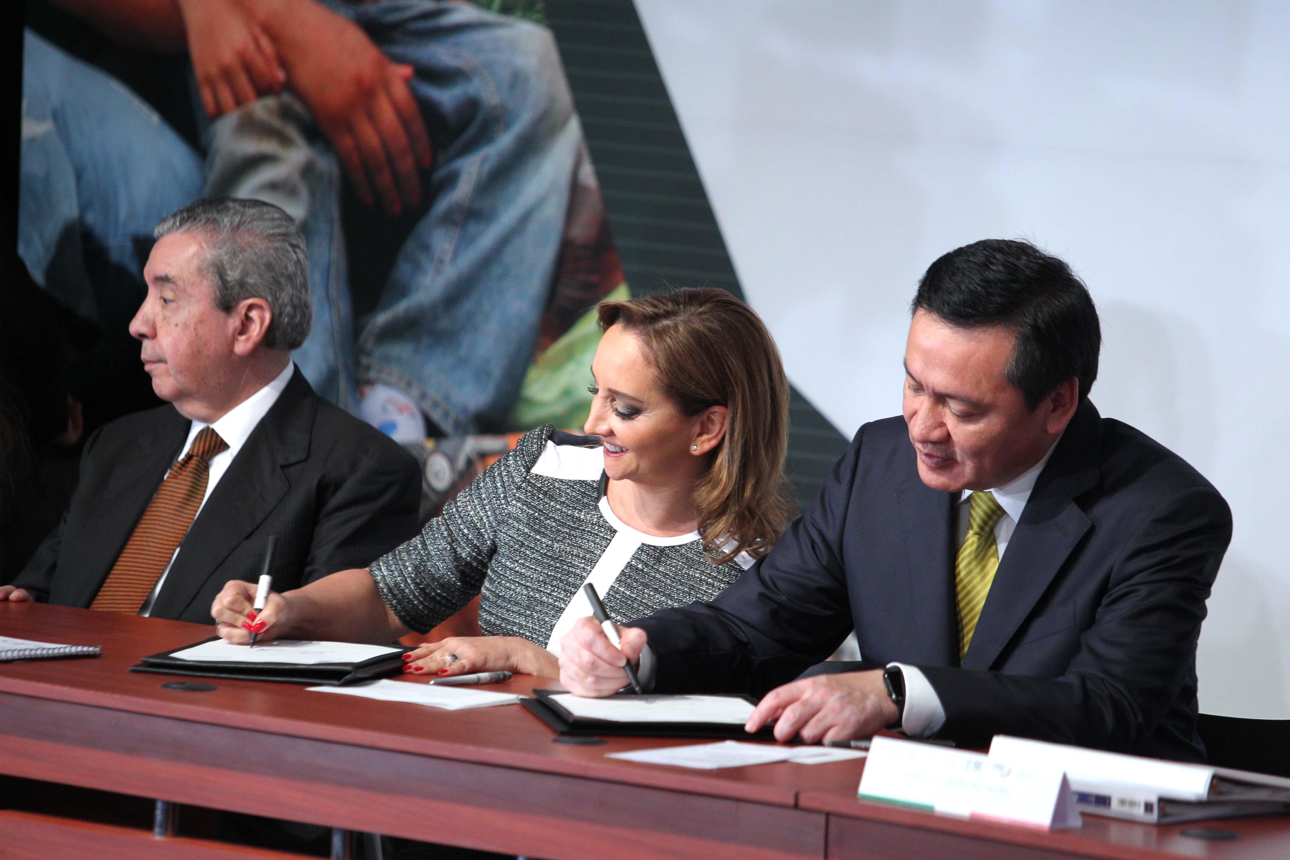 Los mexicanos cuentan con el respaldo del Gobierno mexicano, sin importar donde se encuentren: Osorio Chong