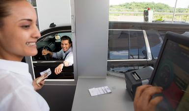 """Having good communications and good connectivity between the different regions of our country obviously makes us a much more attractive and competitive country."" EPN"