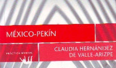 Claudia Hernández de Valle-Arizpe es la autora de la obra, editada por la Dirección General de Publicaciones del Conaculta, que se presentará el 11 de septiembre en la Casa Refugio Citlaltépetl