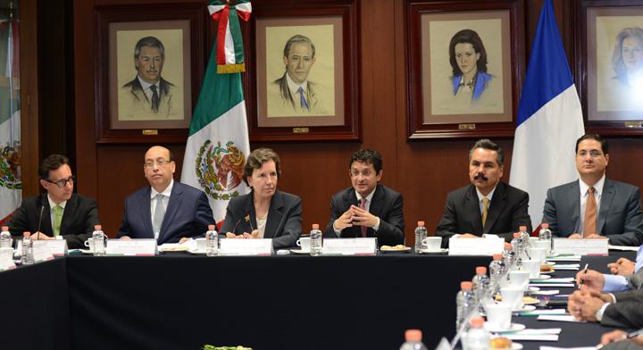 Condiciones Favorables para materializar el Sistema Nacional Anticorrupción