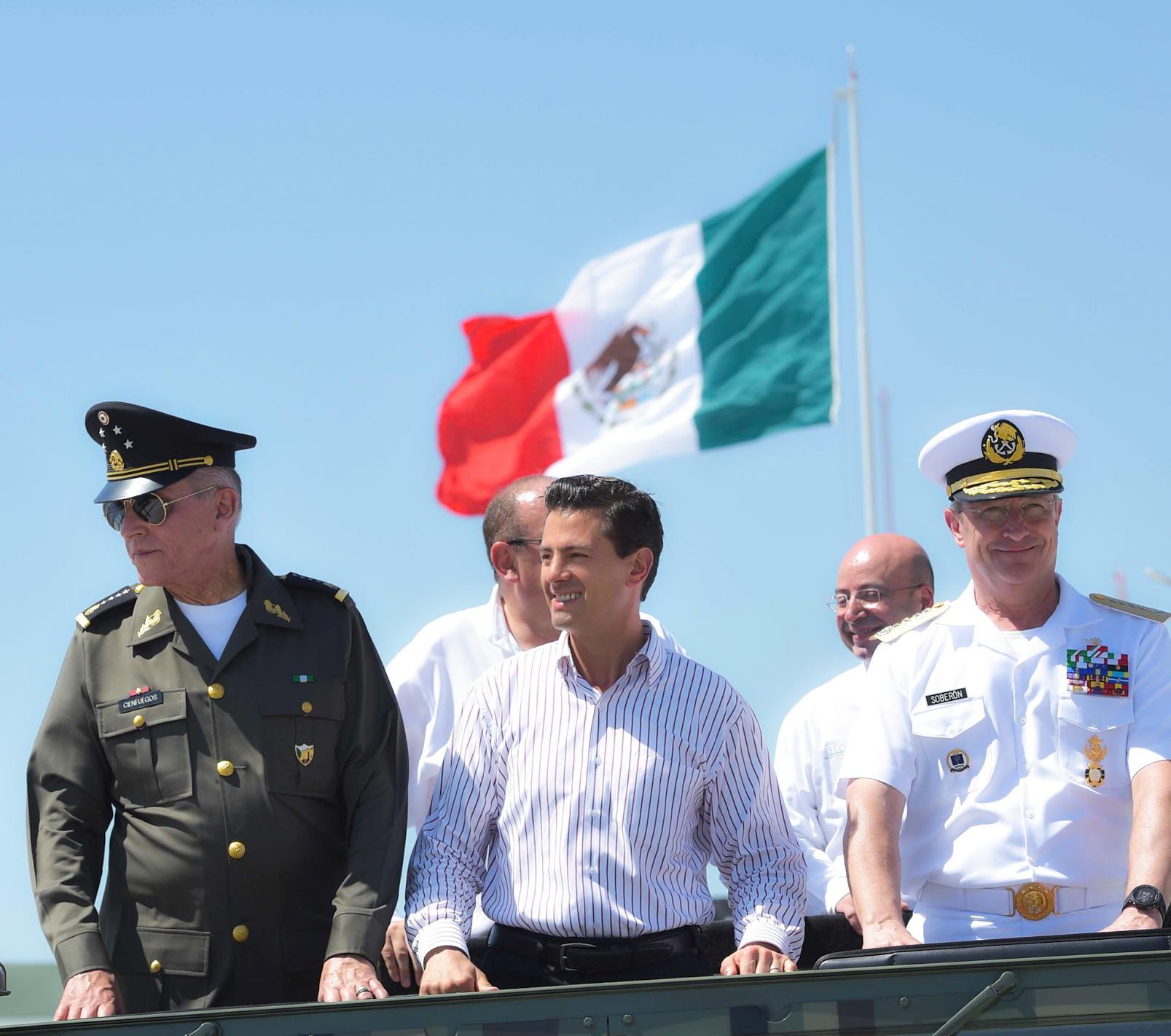 El Primer Mandatario apuntó que en Coahuila también ha sido significativa la reducción de la delincuencia.