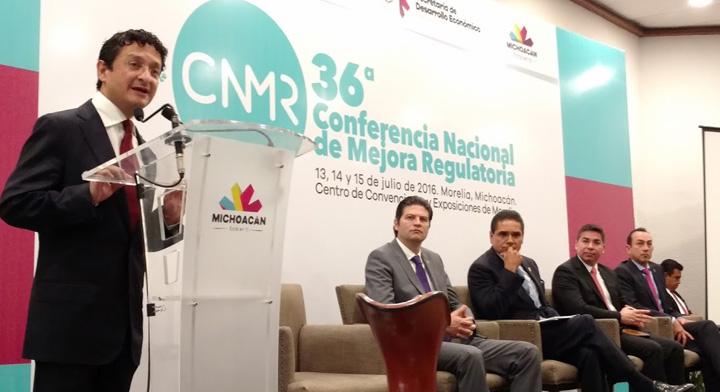 La SFP impulsará la Mejora Regulatoria como punto de partida para prevenir la corrupción