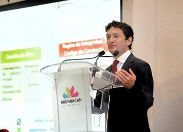 Mensaje del Secretario Virgilio Andrade, durante la 36º Conferencia Nacional de Mejora Regulatoria, efectuada el día de hoy.