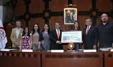 Los billetes del Sorteo Especial No. 184 promovieron esta obra elaborada por los habitantes de esa comunidad, autoridades y un grupo de artistas para impulsar la transformación social