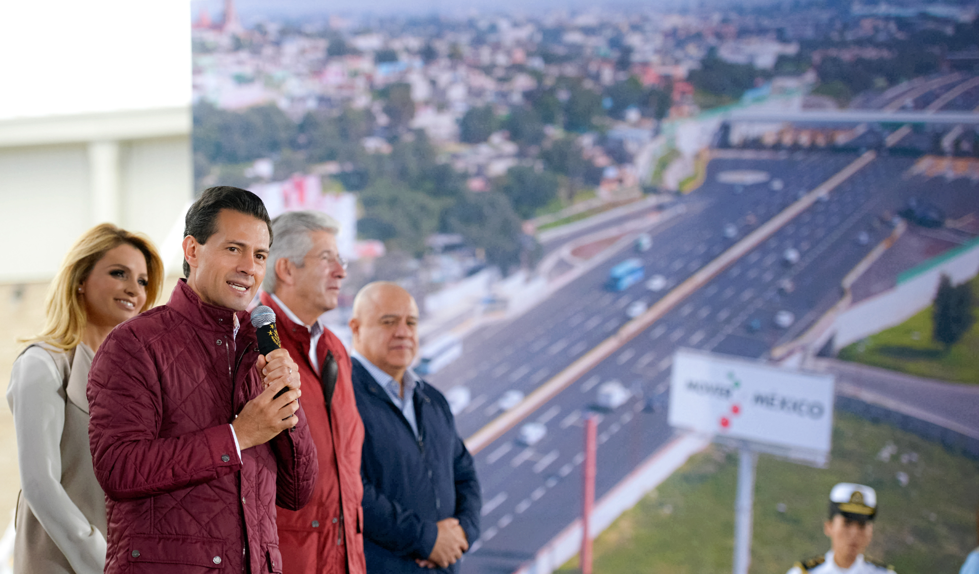 The government has the goal of completing 52 highways; to date, it has delivered 26 with a total length of 1,600 kilometers, he said.