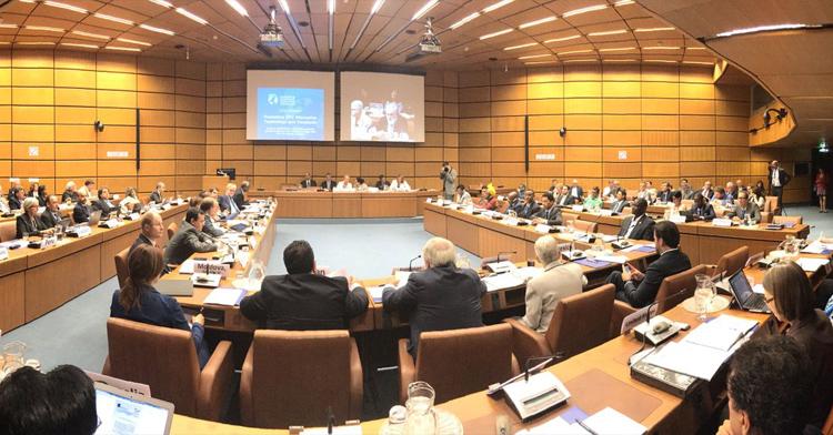 Rafael Pacchiano participó en la Asamblea de Alto Nivel de la Coalición de Clima y Aire Limpio (CCAC), en Viena, Austria.