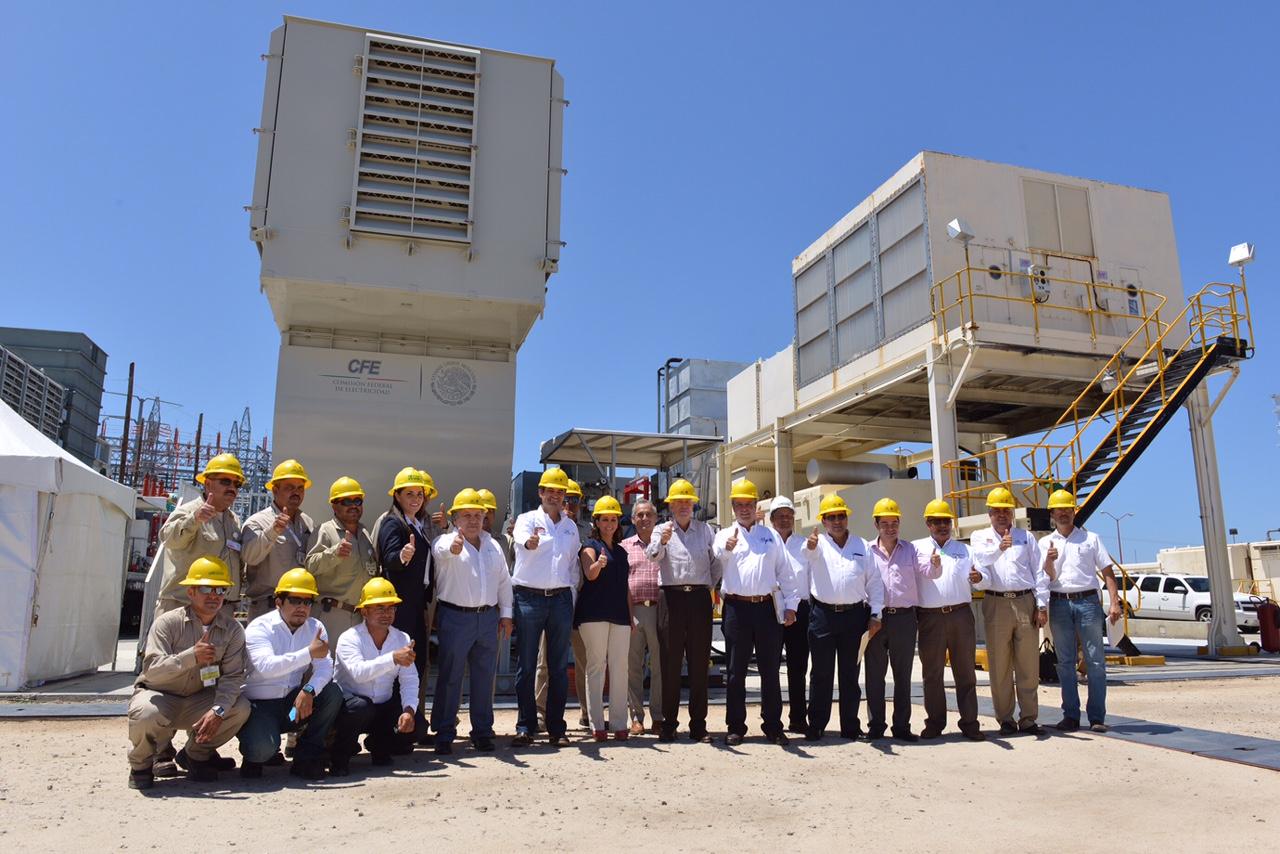 La Secretaría de Turismo (SECTUR) supervisa los avances en los trabajos de infraestructura en el Pueblo Mágico de Todos Santos en la Paz y Cabo San Lucas, Baja California Sur.