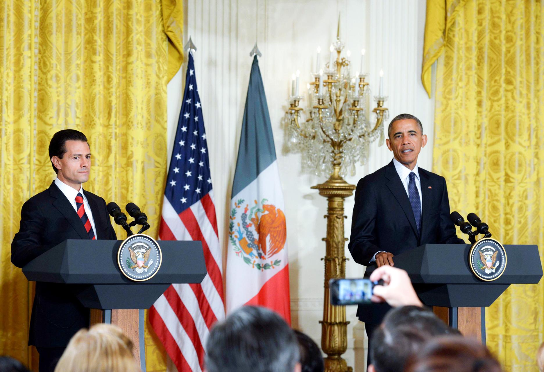 La relación entre México y Estados Unidos es amplia y en distintos frentes.